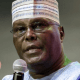 Atiku Abubakar sympathise with the family of Pastor Lawan Andimi and CAN