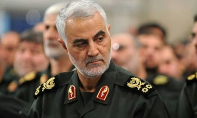 Trump plots to kill Soleimani
