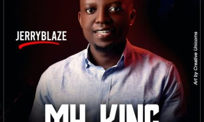 JERRY BLAZE – MY KING (MOST HIGH)