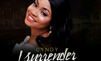 I Surrender - Cyndy