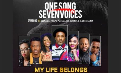 My Life Belongs to You feat. Eben, Ada Ehi-Moses, Prospa Ochimana, Pastor Saki and Pastor Ruthney