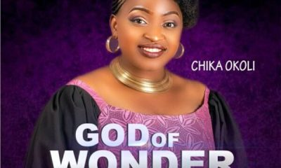 Chika Okoli - God Of Wonder