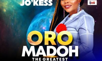 Jo'kess - Oromadoh (The Greatest)