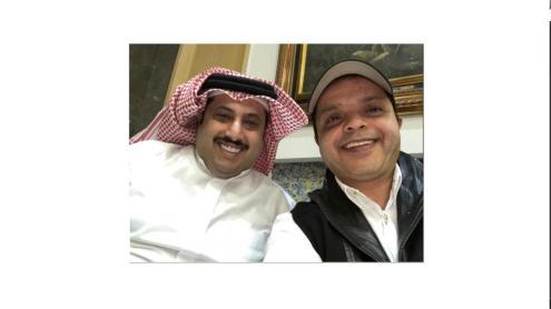 تركي آل الشيخ ومحمد هنيدي في تحدي «البلايستيشن».. وهذا دور عمرو دياب