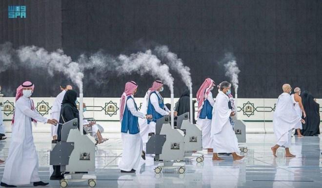 «شؤون الحرمين» ترفع جاهزيتها بحزمة من الإجراءات لاستقبال قاصدي بيت الله الحرام لأداء صلاة العيد – أخبار السعودية
