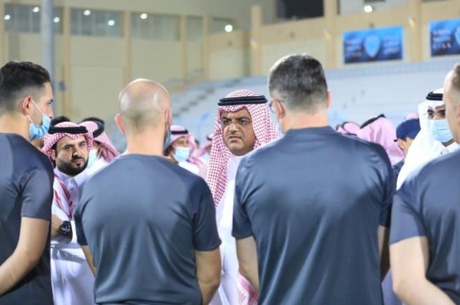 الأمير منصور للاعبي الباطن: «الفوز ولا شيء غيره» – أخبار السعودية