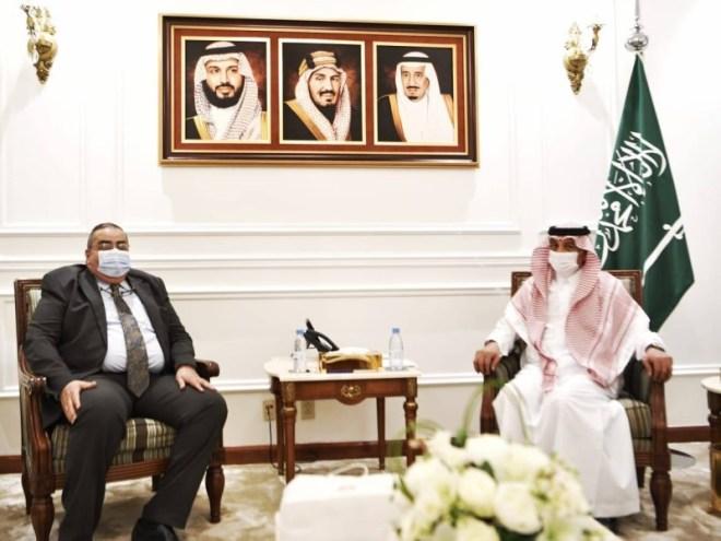 الحملي يناقش مع القنصل المصري المواضيع ذات الاهتمام المشترك – أخبار السعودية