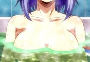 【だがしかし2】ほたるさんとサヤ師の入浴シーンがエロ過ぎる件についてwww