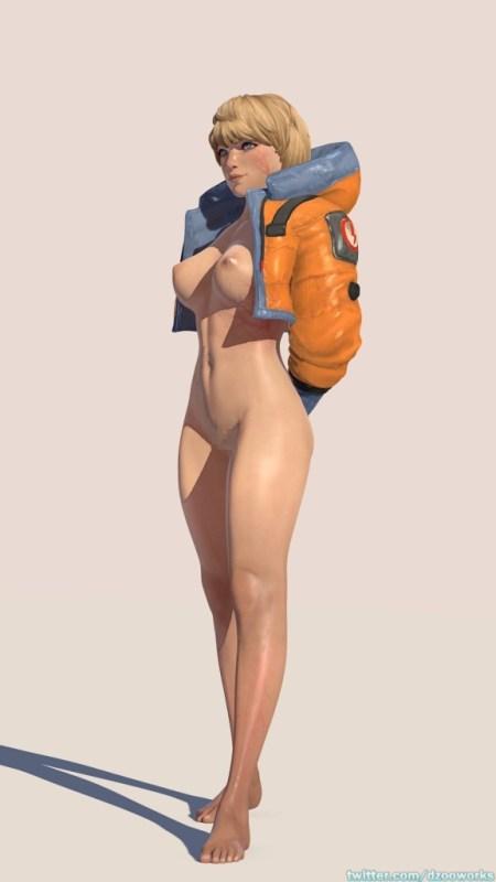 Apex Legends - ワットソンとレイスのエロアニメまとめ 3DCG 08