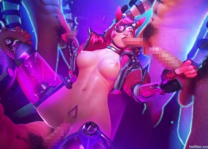 【Apex Legends】ワットソンとレイスのエロアニメまとめ(エーペックスレジェンズ)