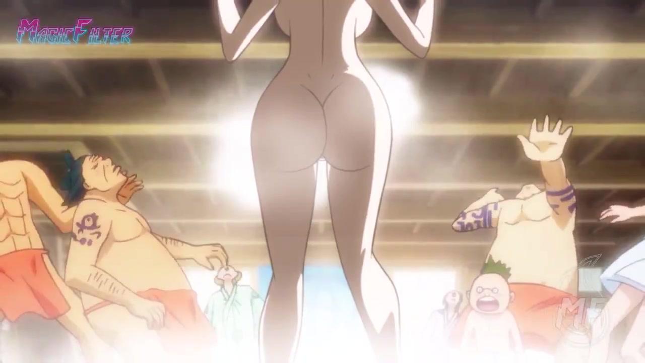 ワンピース 第932話 全裸コラアニメ キャプチャー画像 11