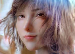 【ガチ朗報】3DCGで作られた女の子、マジで可愛い・・・しかもこれエ□同人なんだぜ・・・