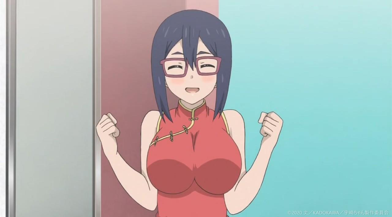 TVアニメ 宇崎ちゃんは遊びたい! 第11話「桜井も遊びたい?」キャプチャー画像 20