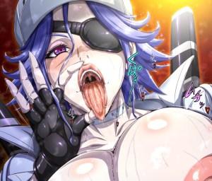 【はたらく細胞BLACK】白血球隊長さんの口マンコに濃厚ザーメン放出!