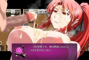 【NO!くっころ】絶対に負けない最強女騎士のエロPRG登場!ヒロインが無表情で《喘がず泣かず堕ちず》を約束された異色のエロゲ『赤髪の鬼神』