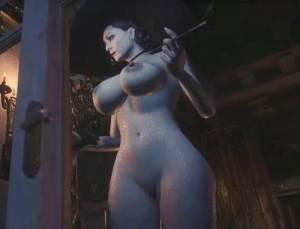 【画像】バイオハザード8の全裸MOD、エロすぎるwww
