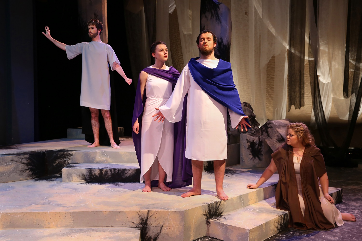 Tickets Now On Sale For Obu Theatre S Oedipus The King