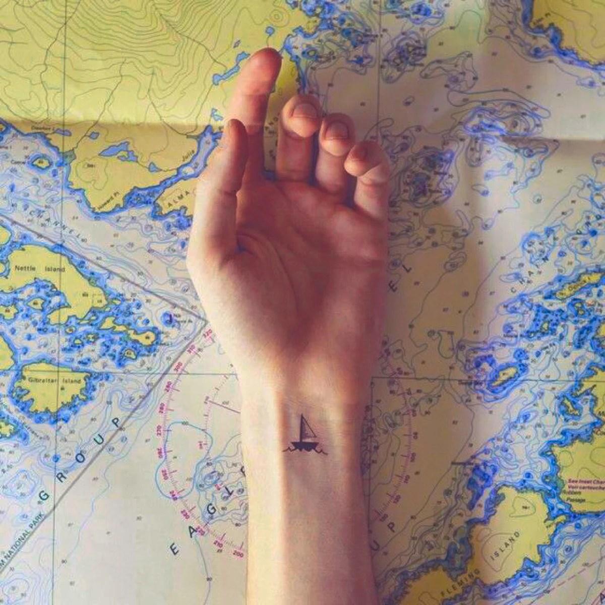 20 Tatuajes Pequeños Pero Con Un Gran Significado