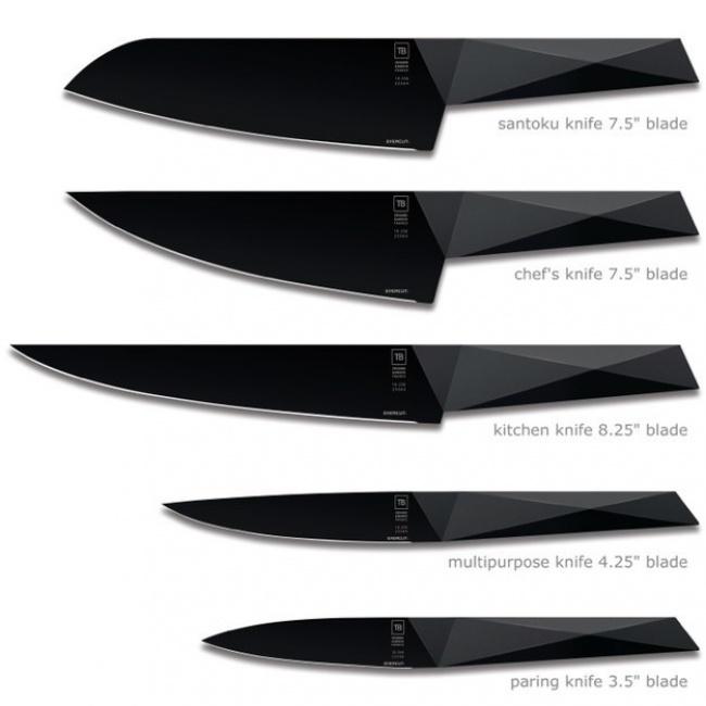 Cuchillos que no tendrás que afilar hasta dentro de 50 años