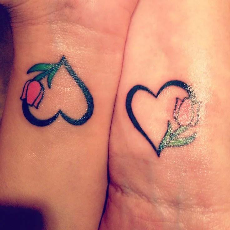Imagenes De Tatuajes Para Mujer De Corazones