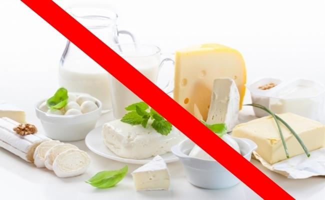 no lácteos