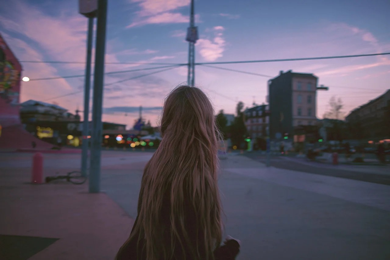 Anime Girl Looking At Sky Wallpaper Carta De Agradecimiento Al Chico Que Me Rompi 243 El Coraz 243 N