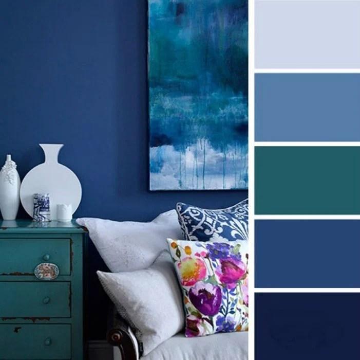 15 ideas de combinaciones de colores para tu dormitorio