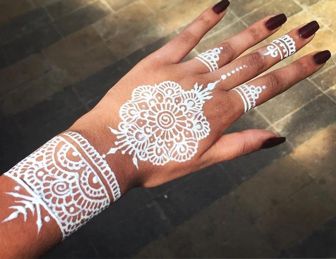 25 Tatuajes Temporales Y De Henna Que Morirás Por Tener