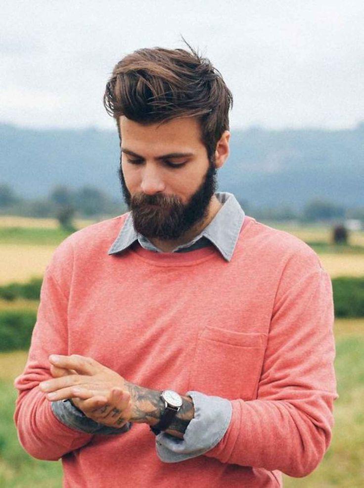 15 Razones Por Las Que Los Hombres Con Barba Son Mejores