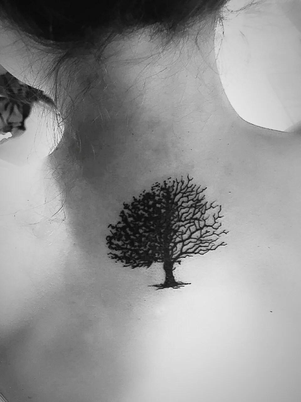 Tatuajes De Familia Para Mujer En La Espalda
