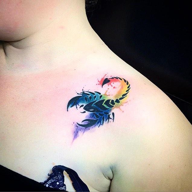 24 Tatuajes De Astrología Que Son Demasiado Lindos