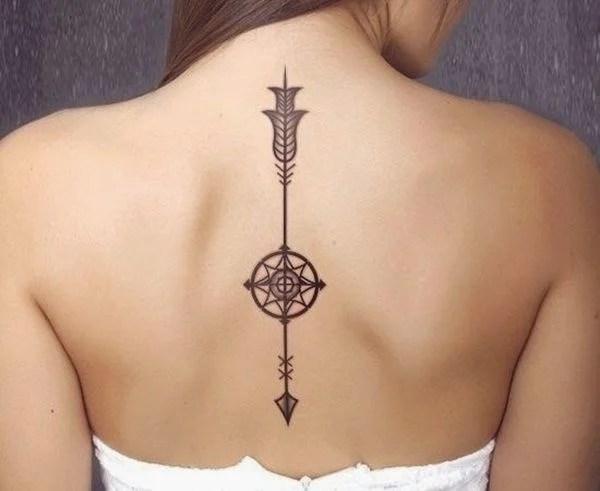 35 Tatuajes Geométricos Para Mujeres Perfeccionistas