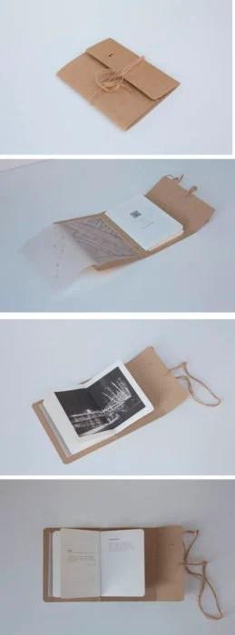 Mini carta con fotos
