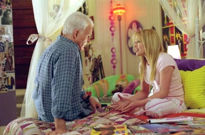 Escena de la película más barato por docena, padre e hija