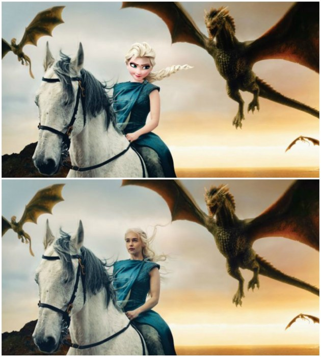 Elsa Targaryen