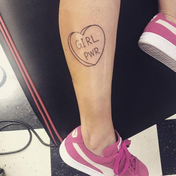 Tatuajes Geniales Para Chicas Aman El Feminismo Imgurl