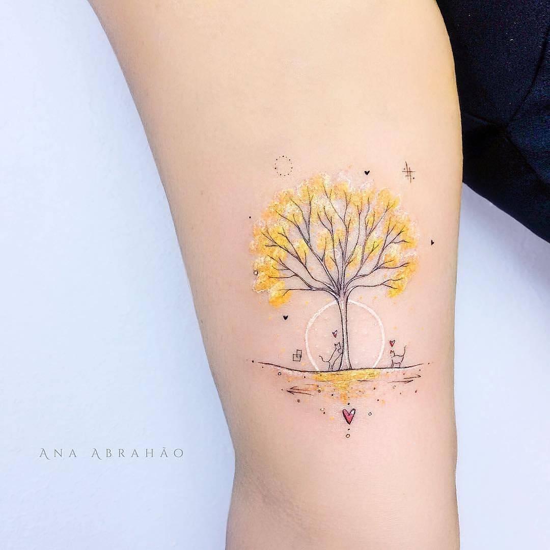20 Tatuajes Que Son Tan Tiernos Que Te Harás Uno Hoy Mismo