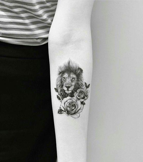 20 Increíbles Tatuajes Inspirados En Felinos Salvajes