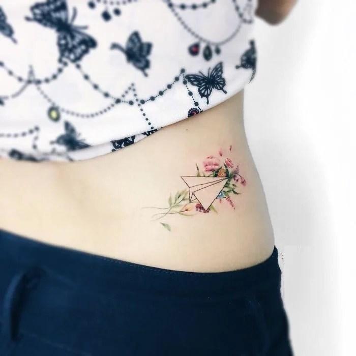 17 Increíbles Tatuajes Que Mostrarán Tu Amor Por Las Viajes