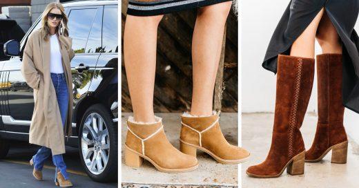 Las botas Ugg Kasen son muy diferentes al modelo clásico