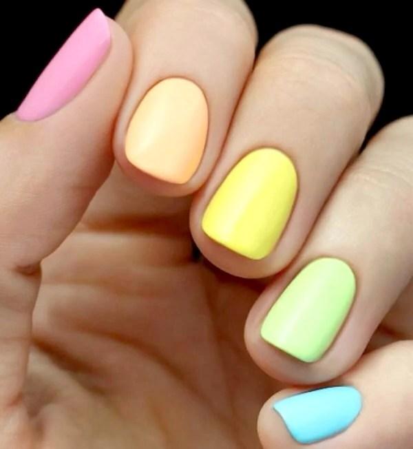 Colores Pastel Para U Lo Inn De La Primavera