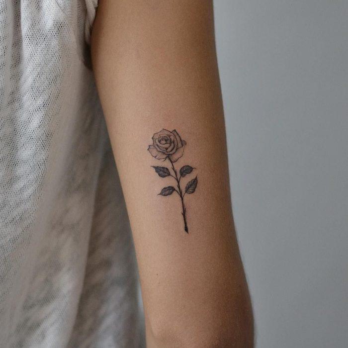 16 Diseños De Tatuajes Pequeños Para Esconder Por Tu Cuerpo