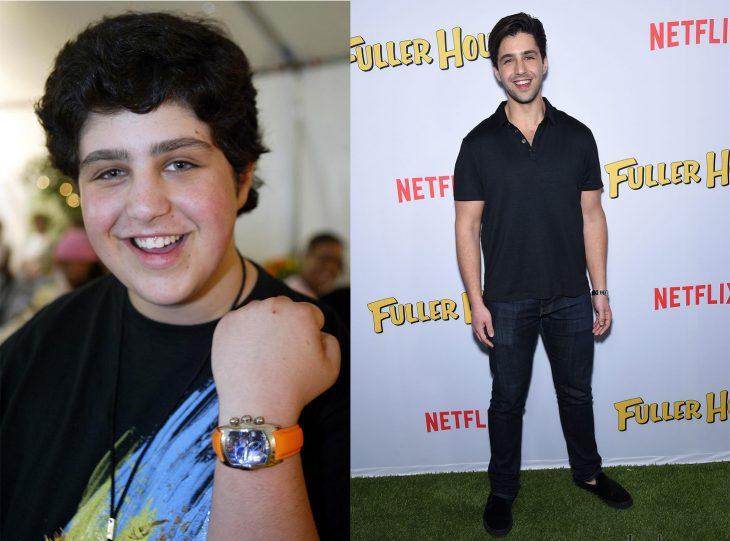 Josh peck antes y después de perder peso