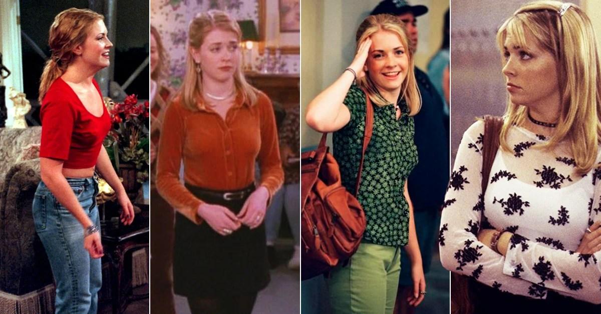 16 Pruebas de que Sabrina la bruja adolescente vestía genial
