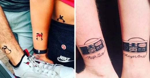 20 Ideas De Tatuajes Para Hermanas Que Harán Que Te Enamores