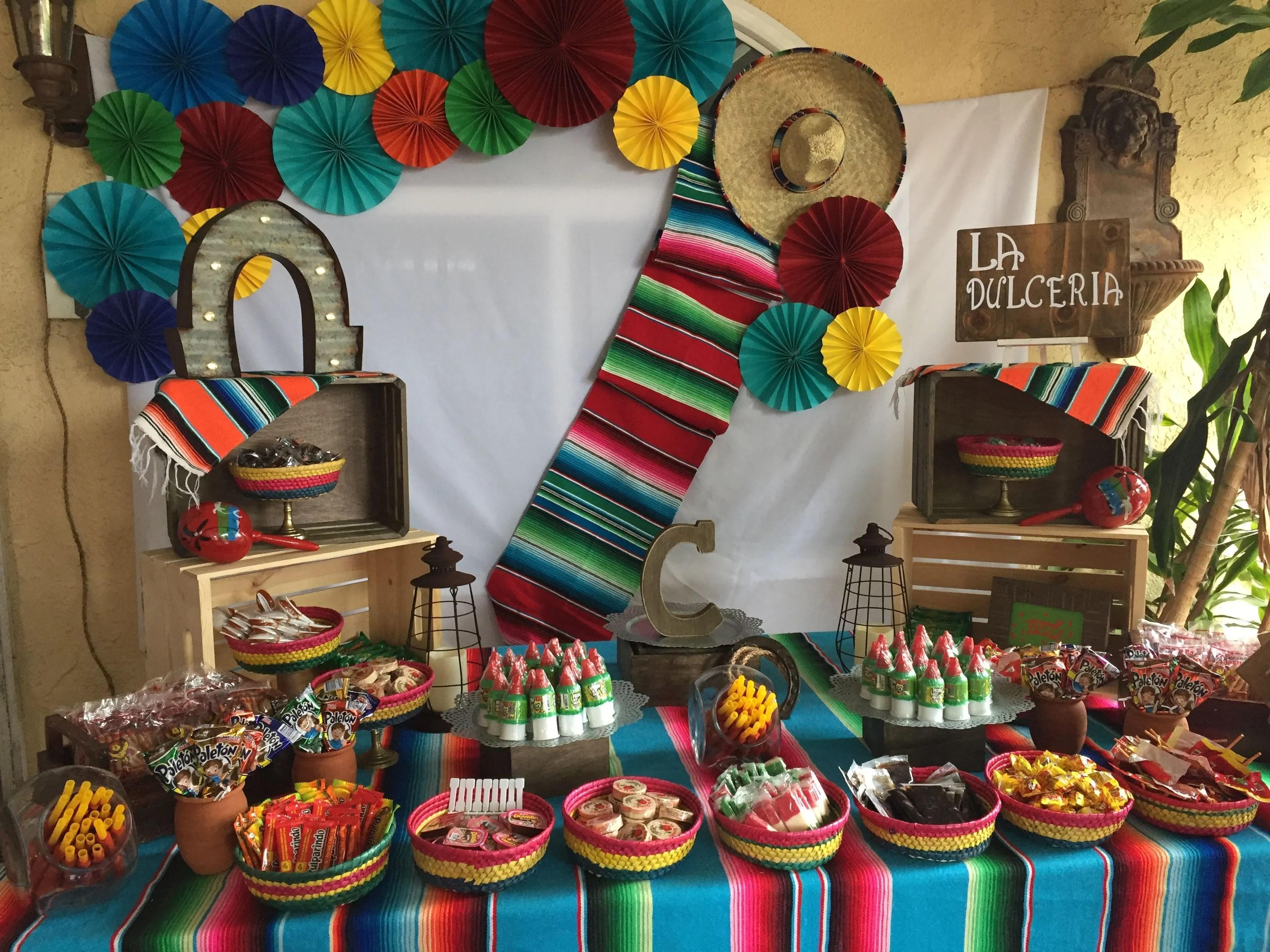 Geniales ideas para fiesta de XV aos con temtica mexicana