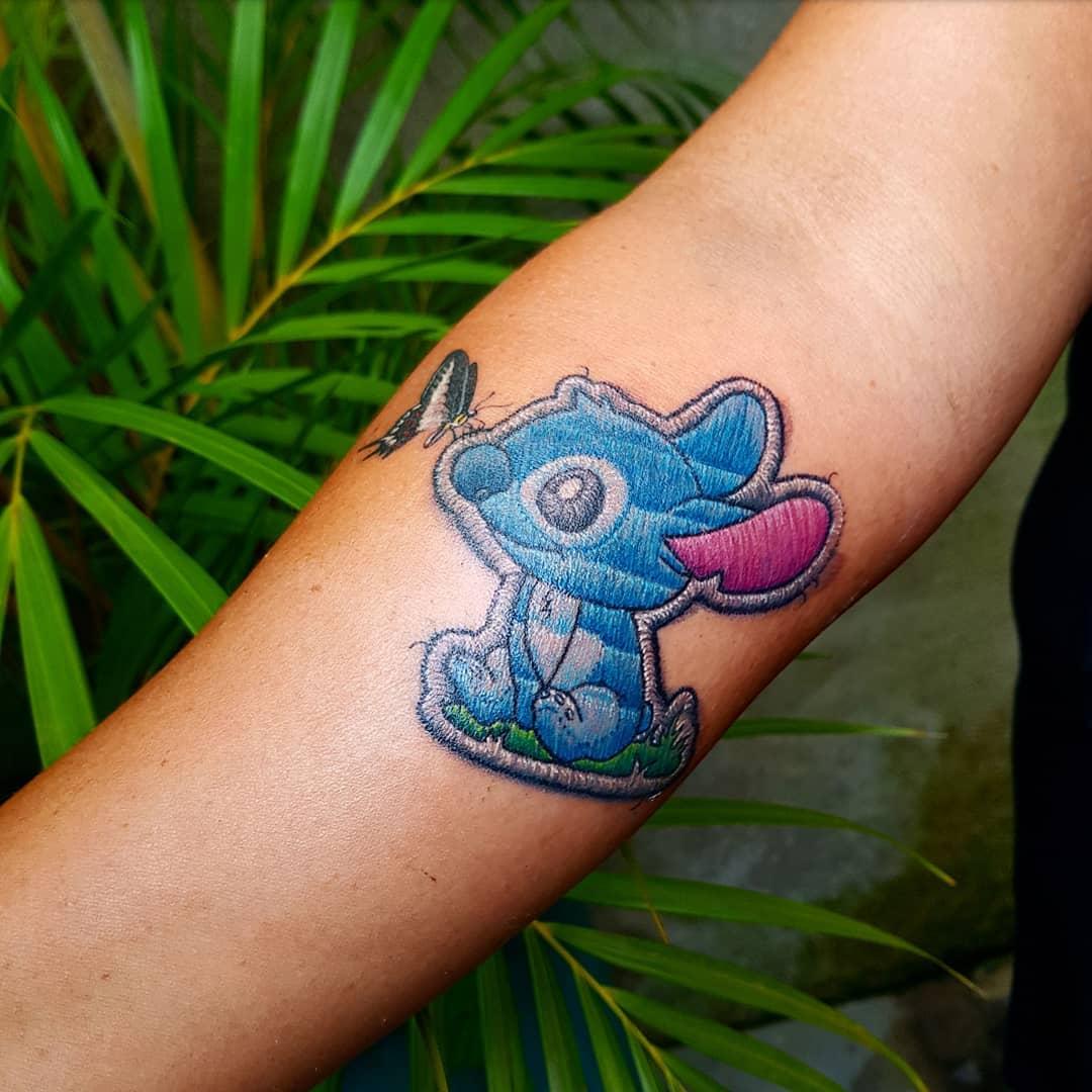 tatuaje de Duda Lozano