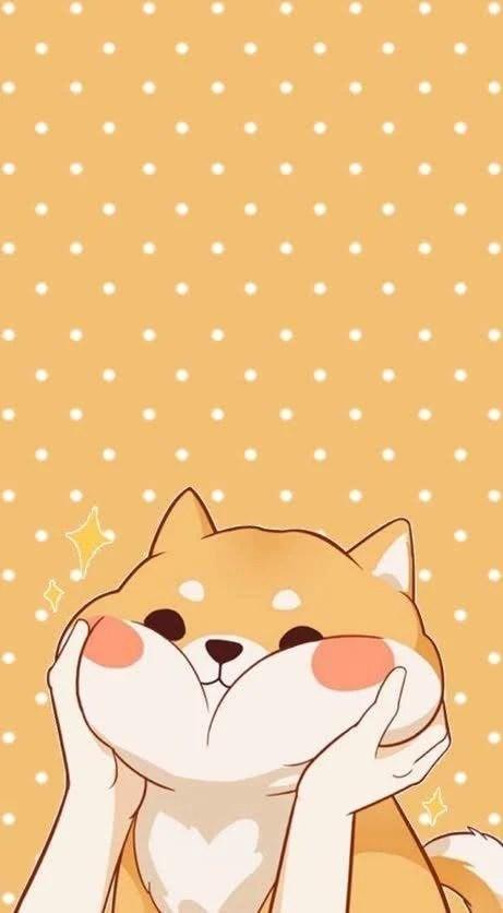 Cute Dog Iphone Wallpaper 17 Fondos De Pantalla Para Darle Un Toque Kawaii A Tu M 243 Vil