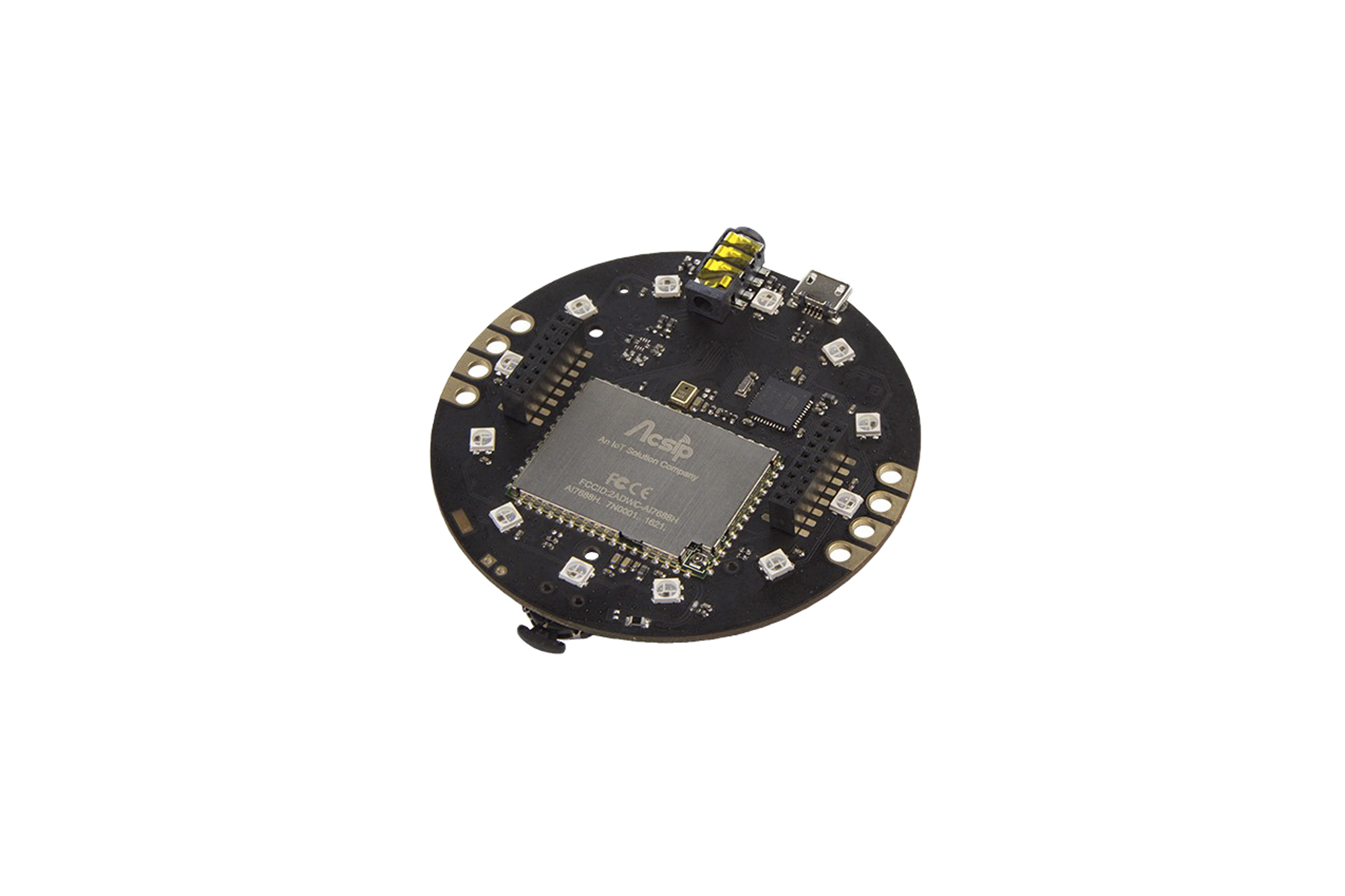 Respeaker Core With Mt7688 And Openwrt - OKdo
