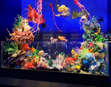 custom luxury aquariums